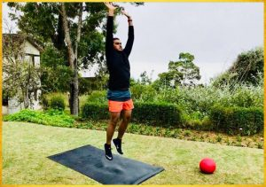 Conditoning - The Infamous Burpees