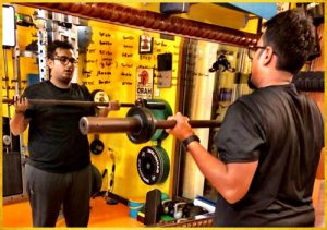 Strength Training, Bicep Barbell Curl